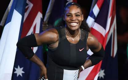 Serena Williams annuncia il ritorno in campo dopo la maternità
