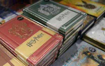 Asta record per Harry Potter: 162mila dollari per La Pietra Filosofale