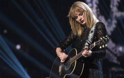 """Taylor Swift, ecco il video di """"Delicate"""""""