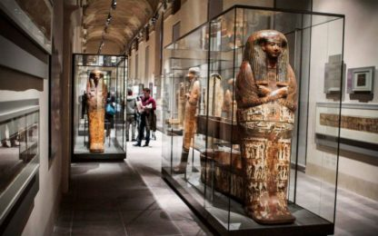 """Torino, riaperto il Museo Egizio. Il direttore: """"Emozione grandissima"""""""