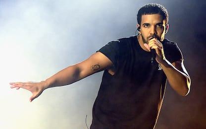 Drake diventa il primo artista a superare i 50 miliardi di streaming