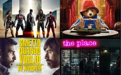 I film in uscita a novembre