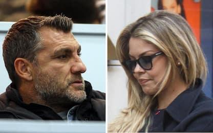 """Bobo Vieri e Costanza Caracciolo: """"Abbiamo perso il bambino"""""""