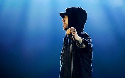 Eminem, primo concerto in Italia il 7 luglio a Milano