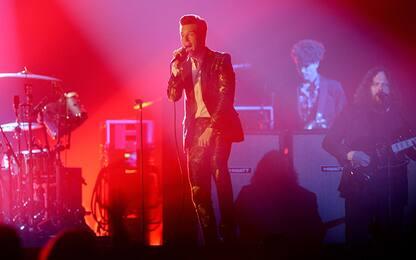 """The Killers, l'omaggio a """"Wonderwall"""" degli Oasis in Cile. VIDEO"""