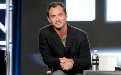 Il talento di Jude Law - L'intervista a Sky Tg24 VIDEO
