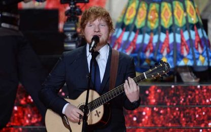 Ed Sheeran ha scritto una canzone per James Bond