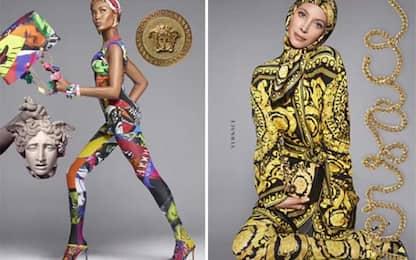 Versace, per la nuova campagna tornano super top model degli anni '90