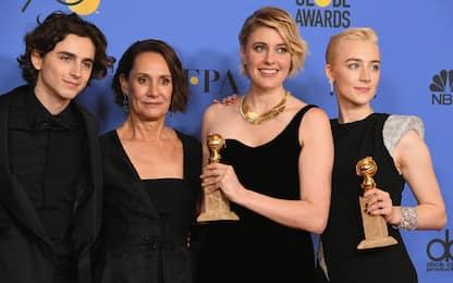 "Golden Globes, miglior film ""Tre manifesti a Ebbing, Missouri"""