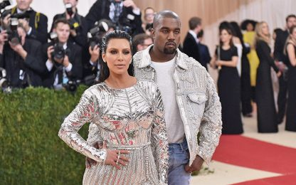 È nata la terza figlia di Kim Kardashian e Kanye West