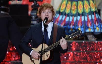 Ed Sheeran contribuisce a una raccolta fondi per una bambina malata