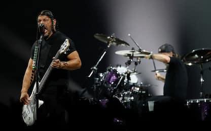 """I Metallica riceveranno il """"Premio Nobel della musica"""""""