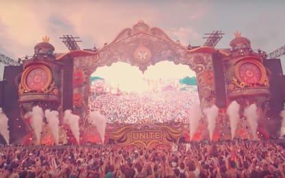 Tomorrowland arriva in Italia: esordio il 28 luglio a Monza