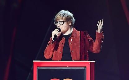 Ed Sheeran è l'artista che ha venduto di più nel 2017