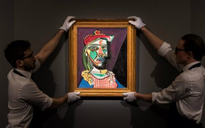 Sotheby's, all'asta Picasso
