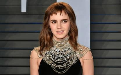 """Emma Watson conia una parola nuova al posto di """"single"""""""