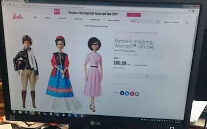 Frida Kahlo diventa Barbie, la famiglia della pittrice contro Mattel