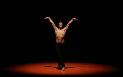 """Roberto Bolle danza il suo primo Bolero: """"Un sogno che si realizza"""""""
