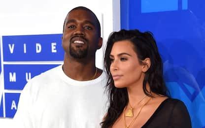 Kim Kardashian e Kanye West, in arrivo il quarto figlio