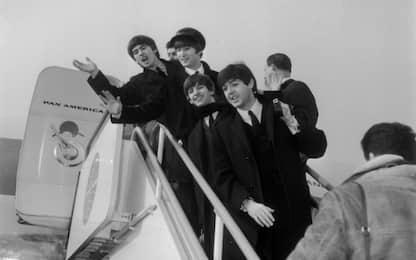 Beatles,  all'asta oltre 300 foto inedite del primo viaggio negli Usa