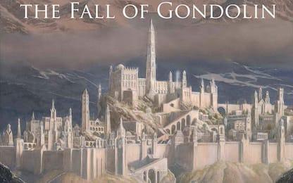"""""""La caduta di Gondolin"""": arriva ad agosto il nuovo libro di Tolkien"""