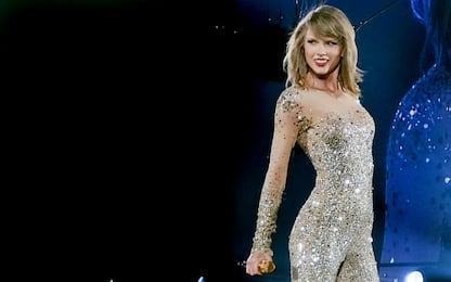 """September"", la cover di Taylor Swift incisa per Spotify"