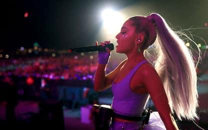 Ariana Grande, esibizione a sorpresa al Coachella