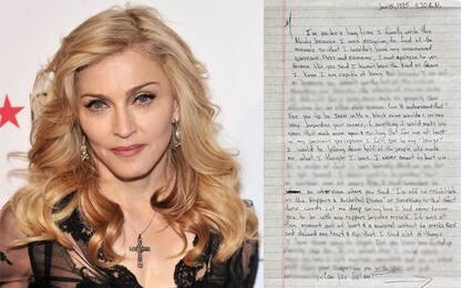 Madonna perde causa contro ex assistente: all'asta lettera amore Tupac
