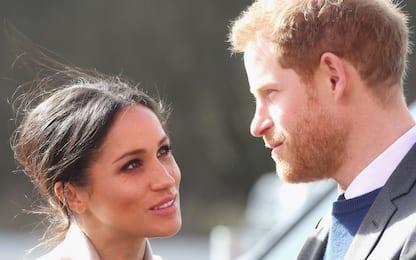 Harry e Meghan, un matrimonio reale nato da un appuntamento al buio