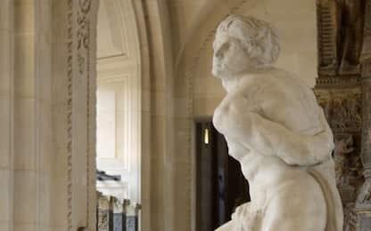 Louvre clona statue di Michelangelo, ecco come viaggeranno