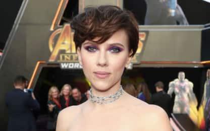Scarlett Johansson rinuncia a interpretare personaggio transessuale