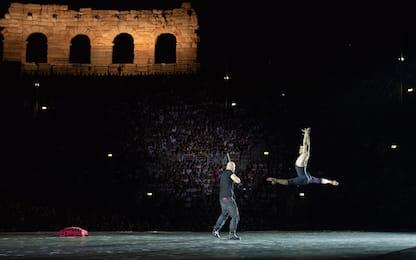Roberto Bolle all'Arena di Verona