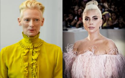 Venezia 2018, Lady Gaga e Tilda Swinton: il coraggio di osare