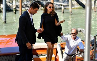Natalie Portman al festival di Venezia
