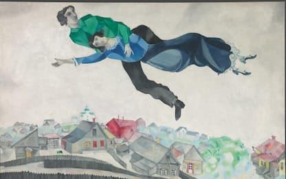 March Chagall in mostra a Mantova