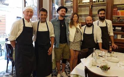 Justin Timberlake e Jessica Biel a Siena, tra relax e cucina locale