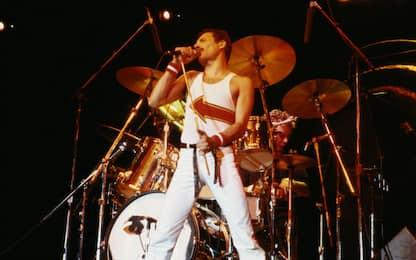 """Freddie Mercury, pubblicata una versione inedita del singolo """"Time"""""""