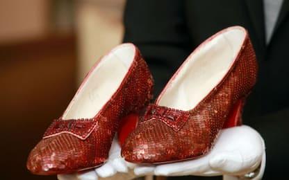 Fbi trova le scarpette rubate del Mago di Oz dopo 13 anni