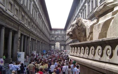 Musei, Uffizi al top in Italia