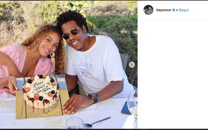 Beyoncé festeggia il suo compleanno in Sardegna con Jay-Z