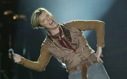Prima incisione di David Bowie battuta all'asta per 40mila sterline