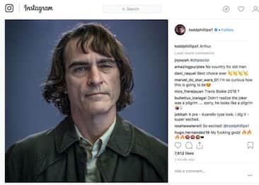 Joaquin Phoenix: gli occhi del nuovo Joker