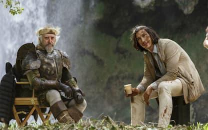 Terry Gilliam e il suo Don Chisciotte, le maledizioni sui set