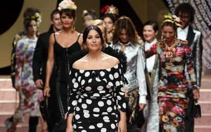 Sfilata Dolce&Gabbana a Milano