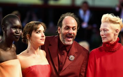 Venezia 2018: il red carpet di Suspiria
