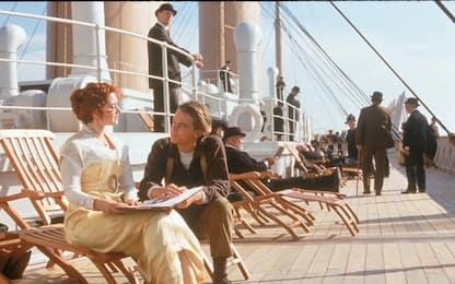 """Kate Winslet e Leonardo di Caprio, quella volta insieme sul """"Titanic"""""""