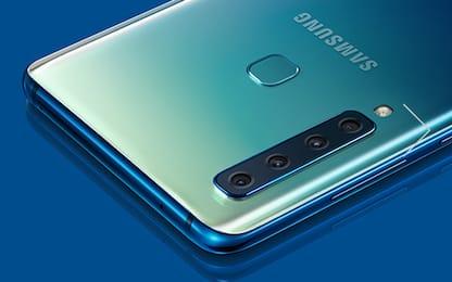 Samsung, scatti di una macchina fotografica per promuovere Galaxy A8