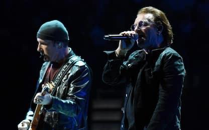 Concerto degli U2 a Milano