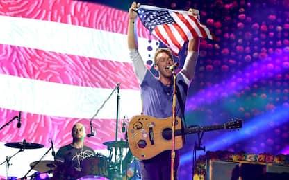 Coldplay, mai più tour finché non saranno eco-sostenibili