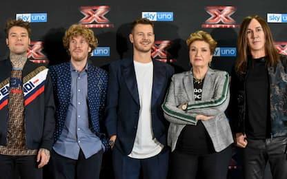 X Factor 2018, dal 25 ottobre al via la gara live